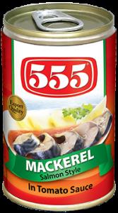 NEW 555 Mackerel TS