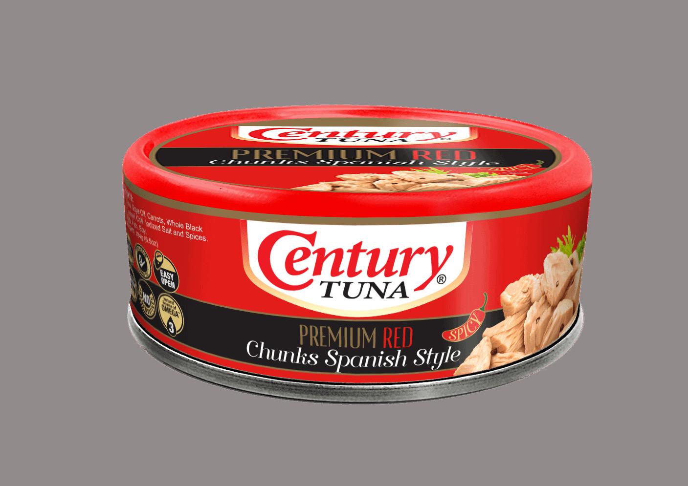 Premium Red Chunks in Spanish Style